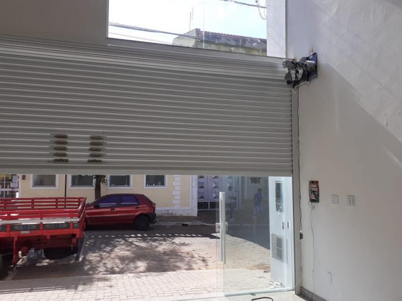 Portas de aço automaticas sp
